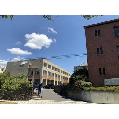 中学校「私立長野清泉女学院中学校まで1268m」