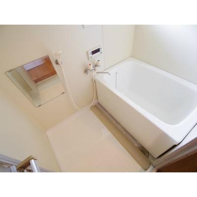 【浴室】コーポ壱番館