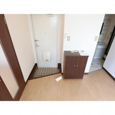 【玄関】フレグランスパール A棟