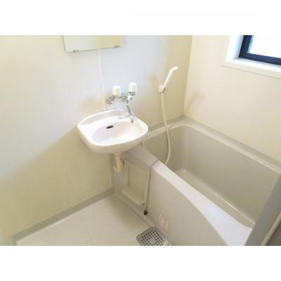 【浴室】エシャンテ千歳台