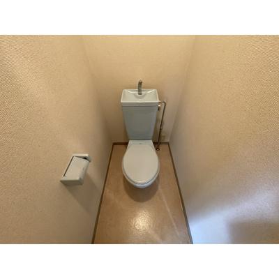 【トイレ】スリーゼ西ヶ丘
