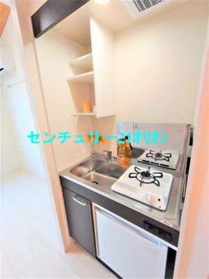 【キッチン】Harmony Terrace 桜台IV