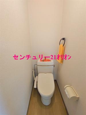 【トイレ】シルトクレーテ中野-101