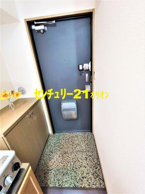 【玄関】シルトクレーテ中野-105