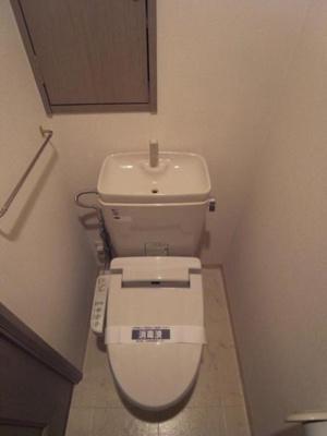【トイレ】ライオンズシティ恵比寿
