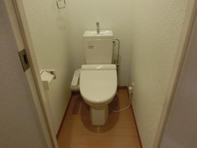 【トイレ】メゾン・ド・ソレイユC