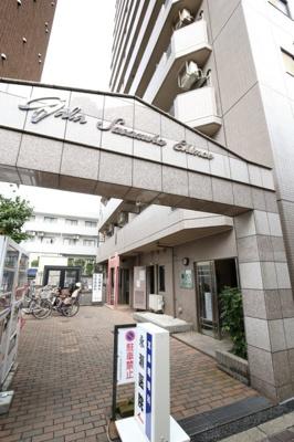 【エントランス】ガーラ笹塚駅前