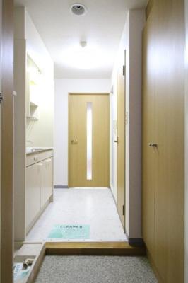 【玄関】スカイコート神楽坂第2