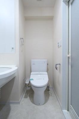 【トイレ】ゼクシア市谷台