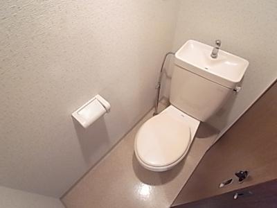 【トイレ】サンモール千葉寺