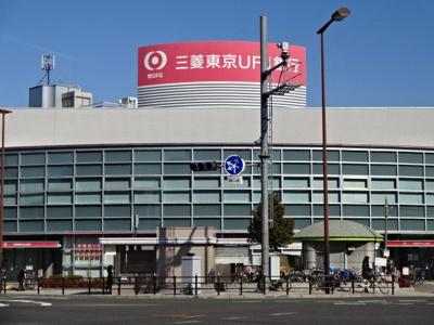 三菱東京UFJ銀行今里北支店まで464m
