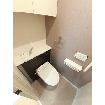 【トイレ】ガイア東大前