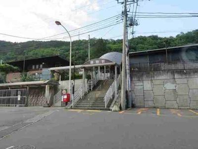 藤野駅まで900m