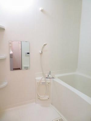 【浴室】ラモードパレ・ハシバ