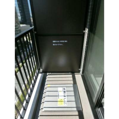 【バルコニー】アーバネックス西新宿