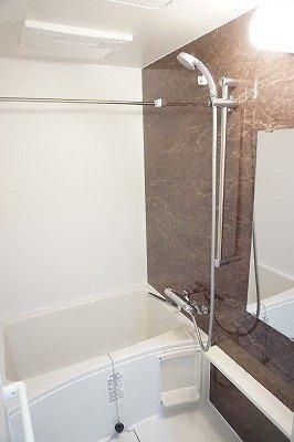 【浴室】サンテラス大平
