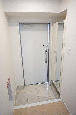 【玄関】サンテラス大平