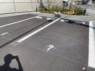 【駐車場】レオンコンフォート天神橋