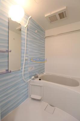 【浴室】ビガーポリス277滝川公園2