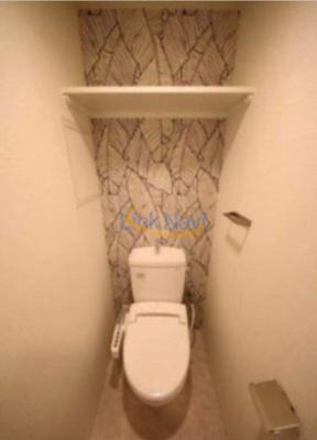 【トイレ】エスリード弁天町グロリア