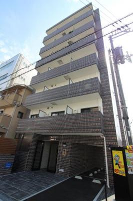 【外観】ウインズコート西梅田Ⅱ