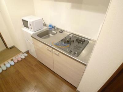 【キッチン】新梅田セントラルヒルズ