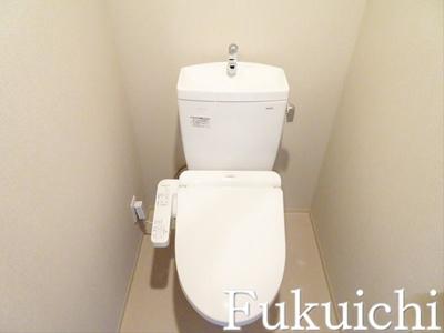 【トイレ】レジディア都立大
