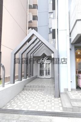 【エントランス】フラットフォーアイザワ 仲介手数料無料