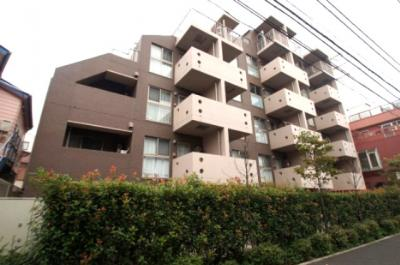 東急多摩川線「武蔵新田」駅より徒歩2分の分譲賃貸マンションです