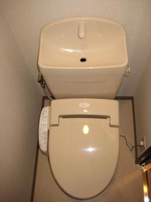 【トイレ】フジパレス鳳西