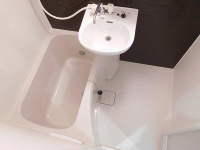 【浴室】ベルフォレスタ杉並