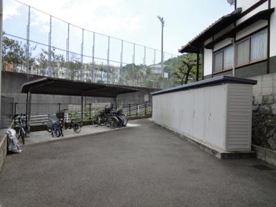 【駐車場】パーク・ボヌール B棟