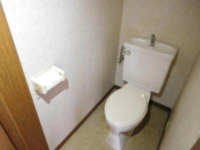 【トイレ】パークハウス善福寺