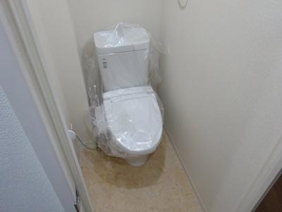 【トイレ】LUXE東灘