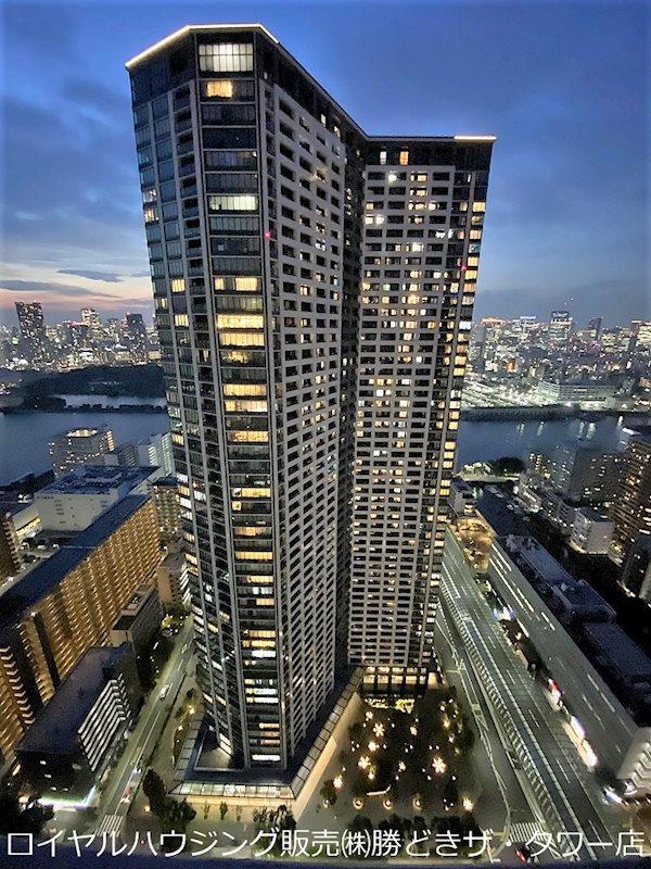 KACHIDOKI THE TOWER 勝どき ザ・タワーの画像