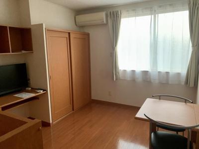 1階のお部屋です。同タイプの写真です。