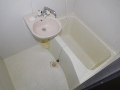 【浴室】ノダハウス