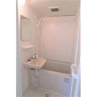 【浴室】ラフィネ上中里
