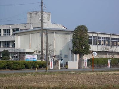 米田小学校まで160m