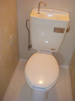 【トイレ】サンハイツ喜志