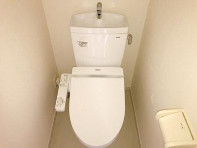 【トイレ】ヴェールフォンセⅡ