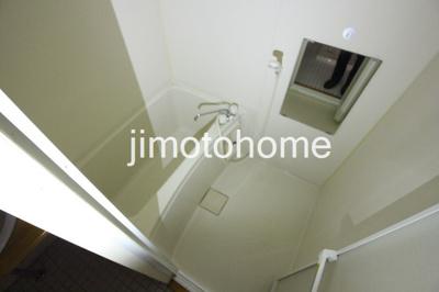 【浴室】弁天町土居マンション