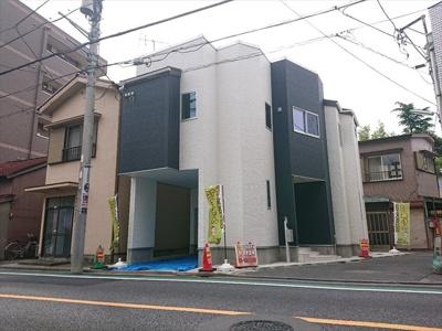 【外観】足立区西新井本町1丁目新築戸建て
