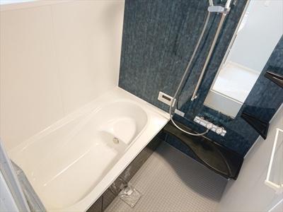 【浴室】足立区西新井本町1丁目新築戸建て
