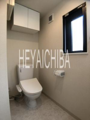 【トイレ】ラフィネ森下