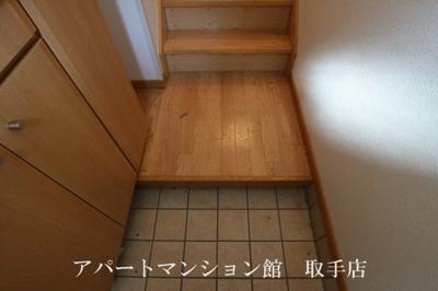 【玄関】サンモールMⅠ