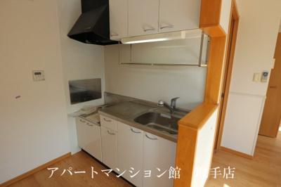 【キッチン】サンモールMⅠ