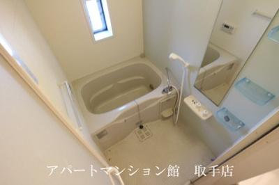 【浴室】サンモールMⅠ