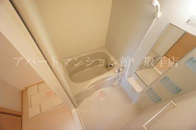 【浴室】サイドウォーク