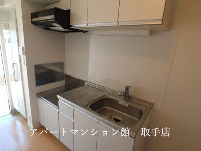 【キッチン】シャン・ド・フルールⅢ